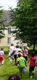 En route vers le Trésor! - château de Condé - Course au Trésor en famille